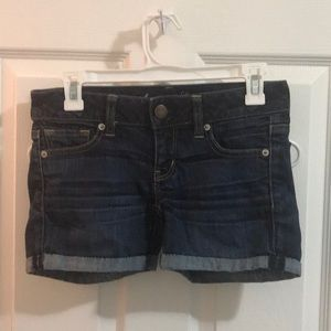American Eagle Stretch Jean Shorts